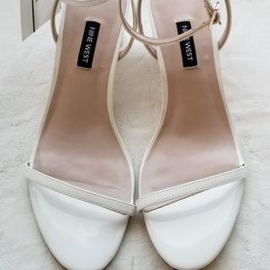 NINE WEST Provein Ankle Strap Sandals